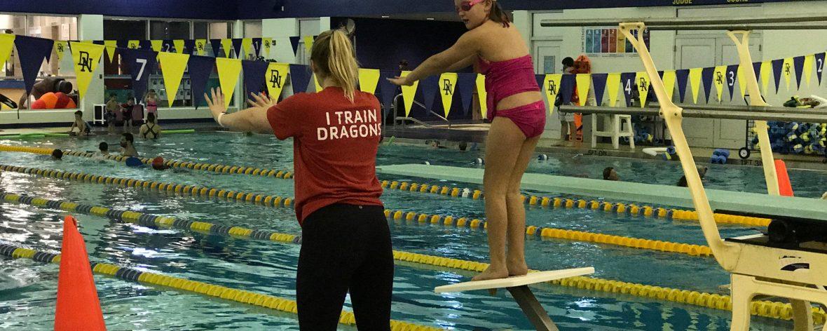 Dragons Swim Team (Ages 5-21) - Scott County YMCA
