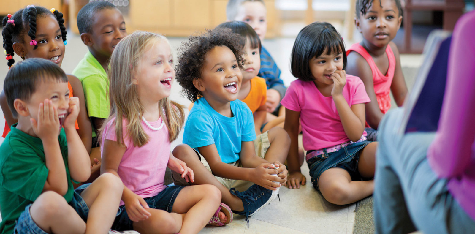 Child Care - Scott County YMCA